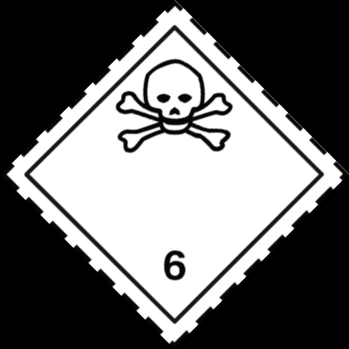 mürgiste ainete märgis